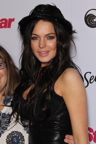 Lindsay Lohan przynudza (FOTO)