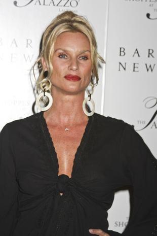 Nicolette Sheridan bez makijażu