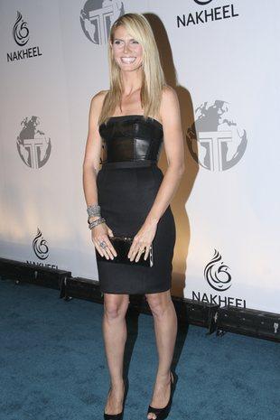 Heidi Klum dla Garnier