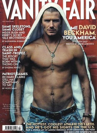 David Beckham ma astmę