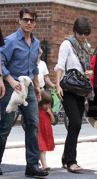 Tom Cruise wykupuje pół Manhattanu