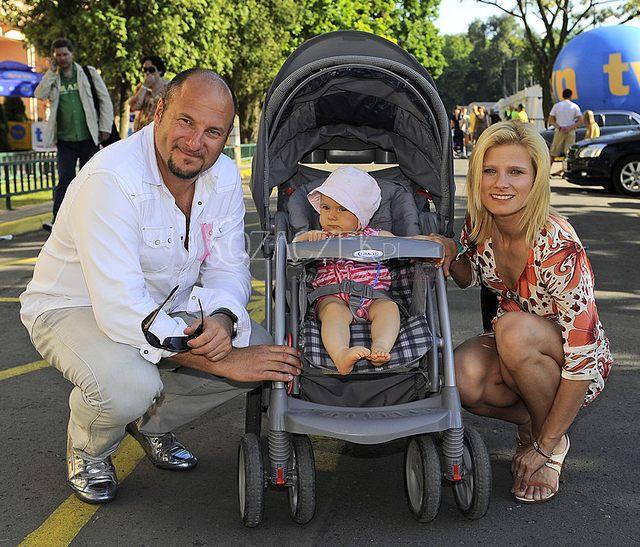 Piotr Gąsowski z rodziną – całą rodziną (FOTO)