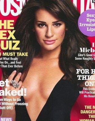 Rodzice widzów Glee mają pretensje o fotki Michele