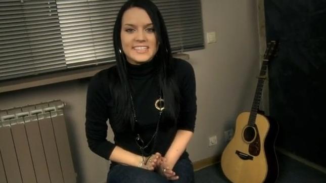 Kasia Popowska podpisała kontrakt płytowy [VIDEO]