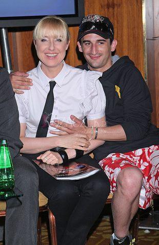Michał Koterski obłapia Młynarską (FOTO)