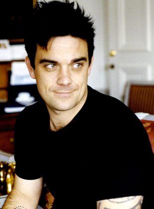Robbie Williams widział UFO