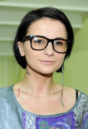 Anna Wiśniewska w okularach (FOTO)