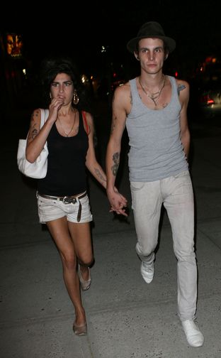 Amy Winehouse i Blake Fielder-Civil - będzie ponowny ślub!