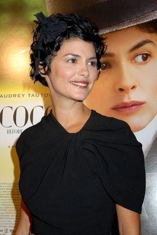 Audrey Tautou - nowe wcielenie Coco Chanel (FOTO)