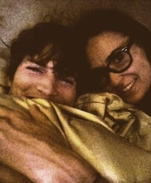 Demi Moore i Ashton Kutcher udają, że wszystko jest OK