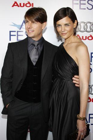 Toma Cruise ma coś z fetyszysty