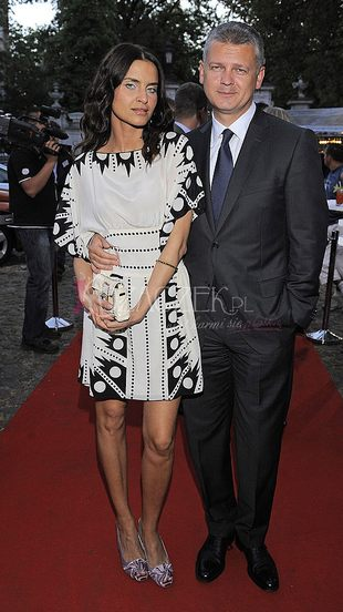 Joanna Horodyńska nadal ze swoim bogatym facetem