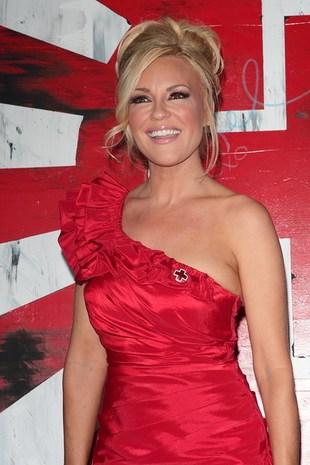 Bridget Marquardt seksowna w czerwonej sukni (FOTO)