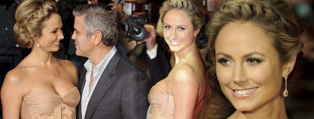 Stacy Keibler – nowa dziewczyna Clooneya (FOTO)