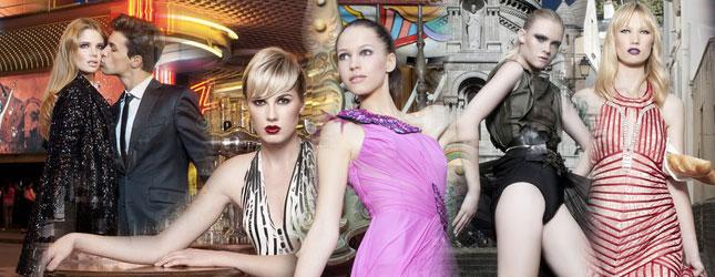 Paryska sesja dziewczyn z Top Model (FOTO)