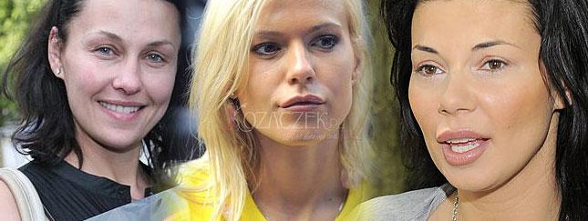 Polskie gwiazdy (prawie) bez makijażu (FOTO)