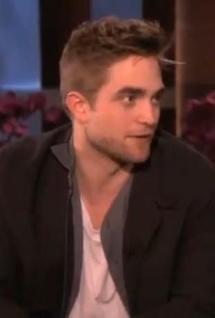 Szczęściara obmacywała Roberta Pattinsona!