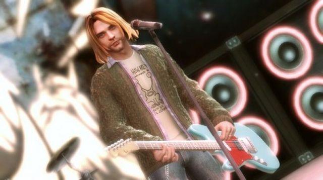 Courtney Love grozi, że pozwie za Guitar Hero