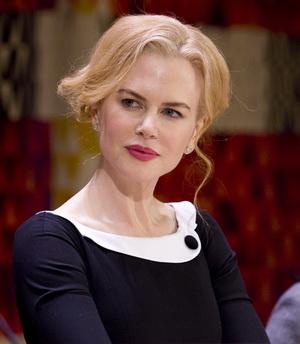 Nicole Kidman nie chce mówic o swoim mężu (VIDEO)