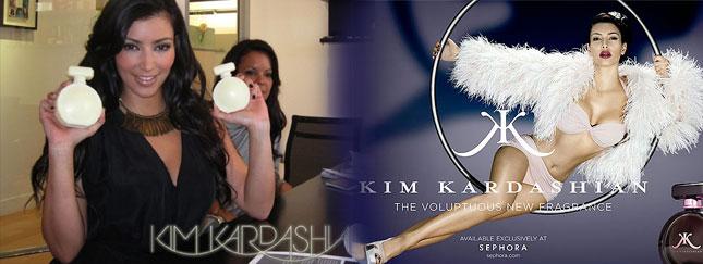 Reklama zapachu Kim Kardashian (VIDEO)