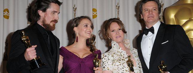 Nagrodzeni Portman, Firth, Bale, Leo (FOTO)