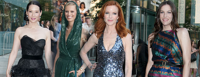 cfda fashion awards 2011