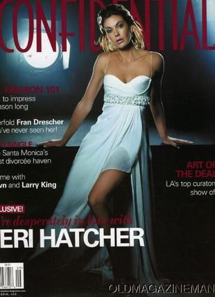 45-letnia Teri Hatcher pręży się w bikini