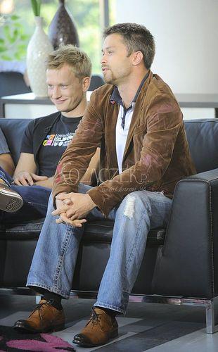 Zakościelny ma brodę (prawie) jak Brad Pitt (FOTO)