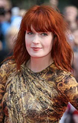 Florence Welch została twarzą Gucci