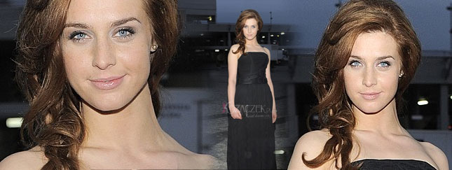Julia Kamińska - piękność Wiktorów 2010 (FOTO)