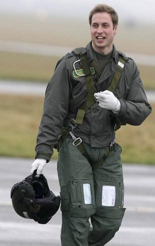 Książę William pilotował śmigłowiec w akcji ratunkowej