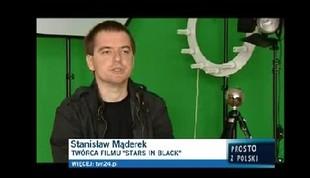 Stanisław Mąderek i jego Gwiazdy w czerni