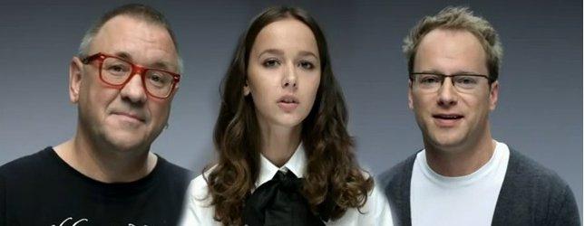 Brodka, Stuhr i Owsiak namawiają do głosowania [VIDEO]