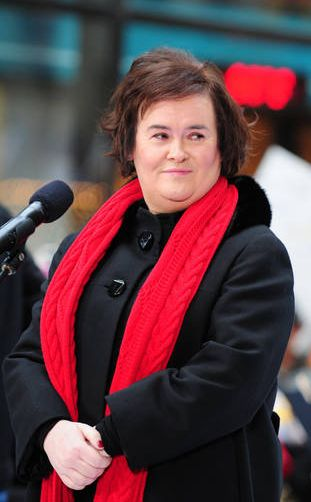 Susan Boyle odkryła botox
