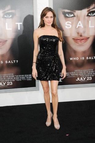 Angelina Jolie jest za chuda, by grać w filmach akcji!