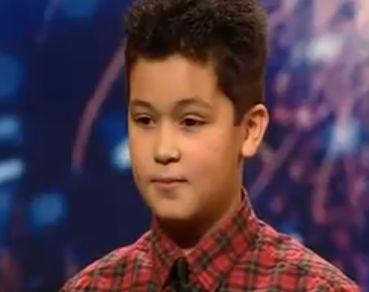 12-letni Shaheen zaczarował Anglię