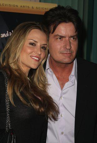 Żona Charliego Sheena też ma ciekawą przeszłość