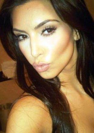Kim Kardashian nie daje o sobie zapomnieć (FOTO)