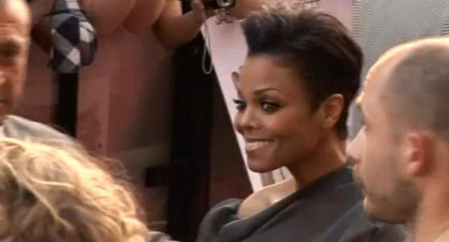 Janet Jackson - nowa fryzura jest świetna! (FOTO)