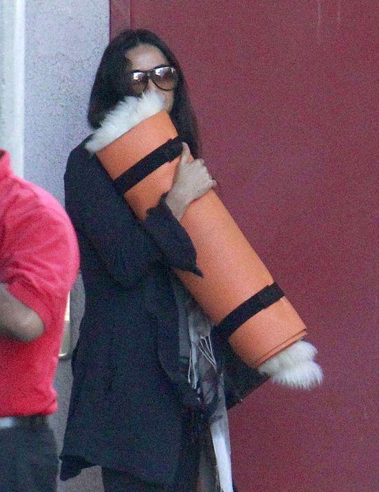 Demi Moore będzie instruktorką jogi!