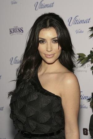Kim Kardashian i jej nowa fryzura