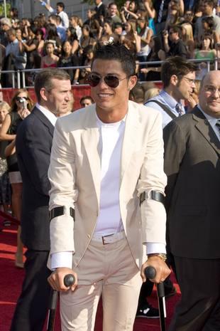 Cristiano Ronaldo już się pocieszył