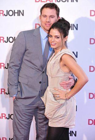 Channing Tatum planuje umrzeć razem ze swą piękną żoną