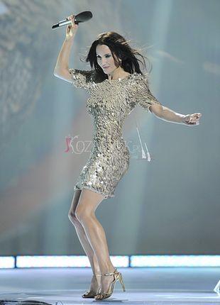 Justyna Steczkowska zaśpiewa dla Paris Hilton