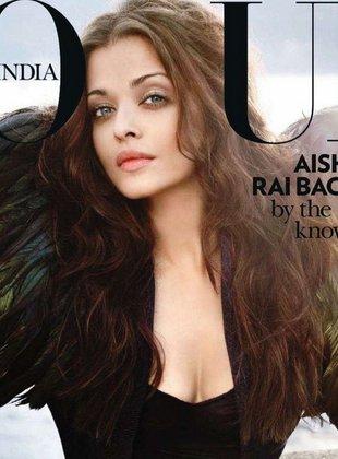 Znów skrzydła: Aishwarya Rai w Vogue (FOTO)