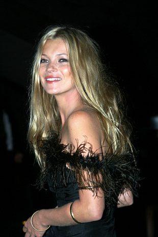 Kate Moss jak wokalistka Blondie