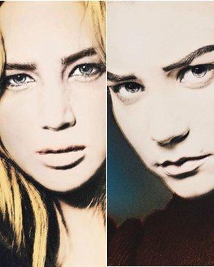 Poznajecie te dwie młode gwiazdy? (FOTO)