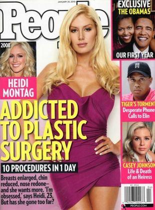 Zobaczcie nowe implanty Heidi Montag! (FOTO)