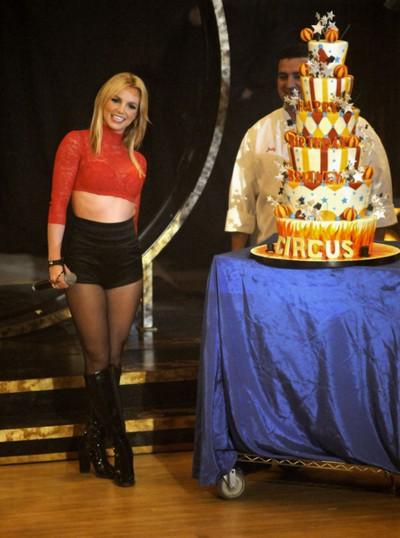 27. urodziny Britney Spears (FOTO)