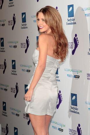 Audrina Patridge depcze po piętach Megan Fox (FOTO)
